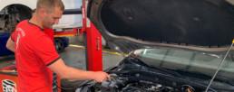 Barcelona car repair center