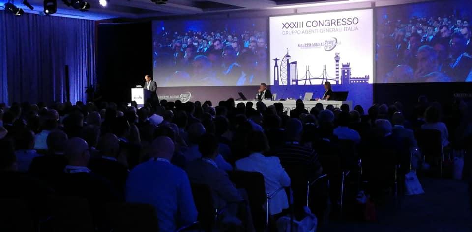 Congresso Straordinario Gruppo Agenti Generali Italia