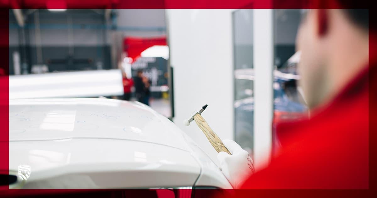 Ecological car repairs