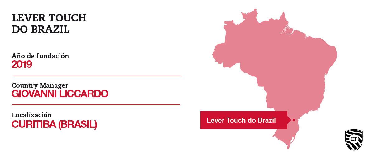 Lever Touch do Brasil