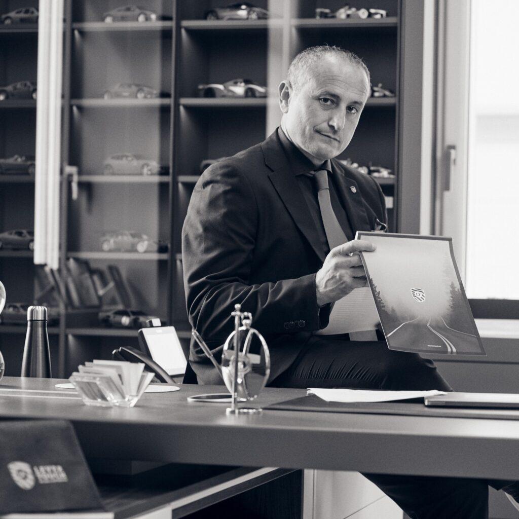 GIOVANNI LICCARDO, CEO&FOUNDER