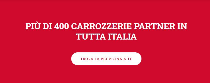 Rete carrozzerie grandine in Italia: vi presentiamo i Lever Touch Smart Center