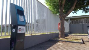 Stazione ricarica veicoli elettrici a Caserta